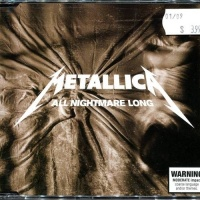 All Nightmare Long - Australia Vertigo - Metallica