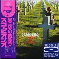 Taken by Force (Japan SICP) - Scorpions
