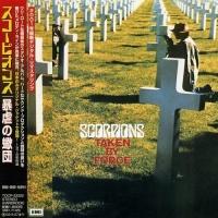 Taken By Force (2001 Japan) - Scorpions