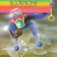 Fly To The Rainbow (1994 Germany) - Scorpions
