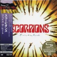Face the Heat (2010 Japan) - Scorpions