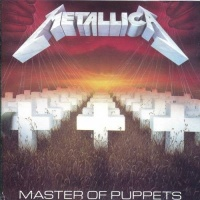 Master Of Puppets - W.Germany for USA, Elektra - Metallica