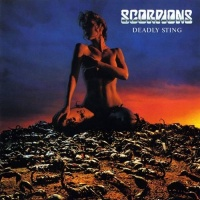 Deadly Sting (1995 Holland) - Scorpions