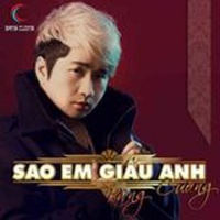 Sao Em Giấu Anh (Single) - Bằng Cường
