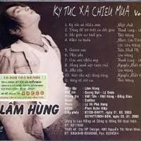 Ký Túc Xá Chiều Mưa - Lâm Hùng
