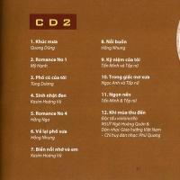 Gửi Một Tình Yêu - The Best Of Phú Quang CD 2 - Various Artists