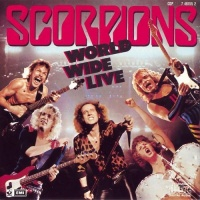 World Wide Live (1986 Holland) - Scorpions