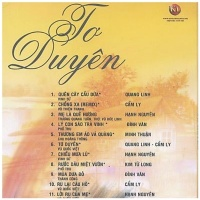Tơ Duyên - Various Artists 1