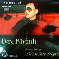 Sương Trắng Miền Quê Ngoại - The Best Of Duy Khánh (CD3) - Duy Khánh
