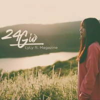 24h (Single) - LyLy, Magazine