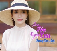 Hoa Tím Người Xưa (Single) - Dương Kim Ánh