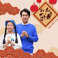 Vui Quá Tết Ơi (Single) - Hoàng Luân, Lê Quỳnh