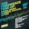 Body By Jake: '90s Throwback Tune-Up: Biking, Hiking, Climbing, Walking, Lifting  (BPM 99-140) - Various Artists