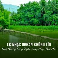 Liên Khúc Nhạc Organ Không Lời Quê Hương Càng Nghe Càng Hay (Bất Hủ) - Various Artists