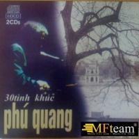 30 Tình Khúc Phú Quang Cd1 - Nhiều Ca Sĩ