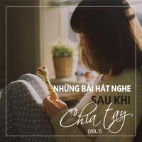 Những Bài Hát Nghe Sau Khi Chia Tay (Vol.1) - Various Artists