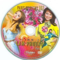 Tình Ca Lam Phương (Paris By Night 102) - Various Artists