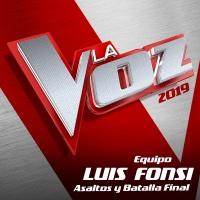 La Voz 2019 - Equipo Luis Fonsi - Asaltos Y Batalla Final - Linda Rodrigo