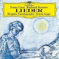 Liszt & R. Strauss: Lieder - Brigitte Fassbaender