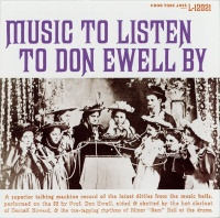 Music To Listen To Don Ewell By - Don Ewell