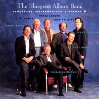 The Bluegrass Album, Vol. 6: Bluegrass Instrumentals - The Bluegrass Album Band