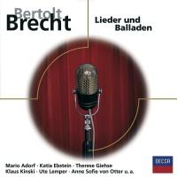 Brecht: Lieder und Balladen - Franz Josef Degenhardt