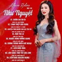 Album Bolero Vol 2 - Như Nguyệt