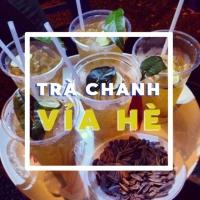 Trà Chanh Vỉa Hè
