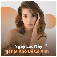 Ngay Lúc Này Thật Khó Để Có Anh - Various Artists