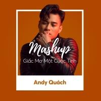 Mashup Giấc Mơ Một Cuộc Tình (Single) - Andy Quách