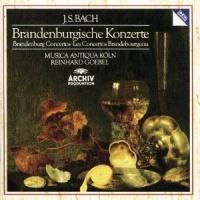 Bach Brandenburgische Konzerte Disc 2 - Johann Sebastian Bach