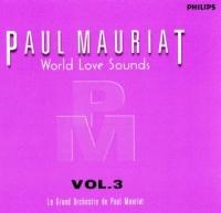 World Love Sounds Vol. 3 - Paul Mauriat