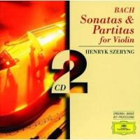 Bach Sonatas & Partitas for Solo Violin Disc 1 - Johann Sebastian Bach