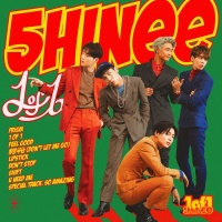1 Of 1 (5th Album) - SHINee