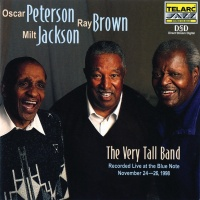 The Very Tall Band: Live At The Blue Note - Oscar Peterson