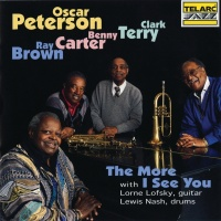 The More I See You - Oscar Peterson
