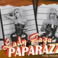 Paparazzi (The Remixes) (CD Maxi Single) Germany - Lady Gaga