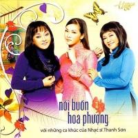 Tình Khúc Thanh Sơn -  Nỗi Buồn Hoa Phượng - Various Artists