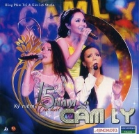 Live Show Cẩm Ly 15 Năm - Various Artists 1