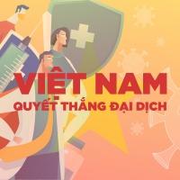 Việt Nam Quyết Thắng Đại Dịch - Various Artists