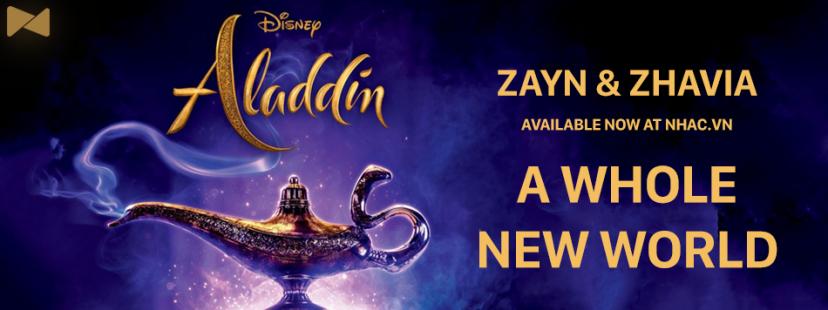 Disney OST -  A Whole New World