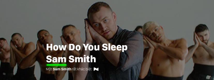 How Do You Sleep - Sam Smith