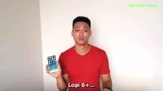 Bài Hát Về Iphone 6 (Về Đâu Mái Tóc Người Thương Nhật Anh Chế) - Nhật Anh