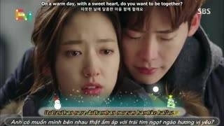 Love Is Like A Snow - Pinochio OST (MV Lyrics) - Park Shin Hye