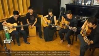 Triệu Bông Hồng (Guitar Cover) - Various Artist