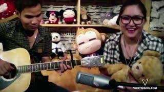 Dòng Thời Gian (Vicky Nhung Cover) - Vicky Nhung