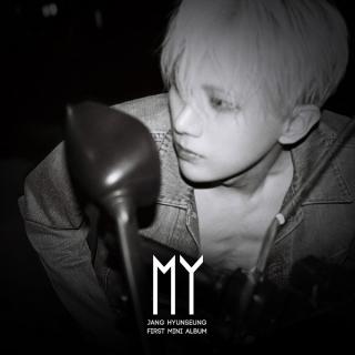 My (1st Mini Album) - Jang Hyun Seung