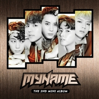 Myname 2nd Mini Album - My Name