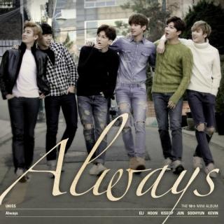 Always (10th Mini Album) - U-Kiss
