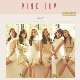 Pink LUV (5th Mini Album) - A Pink
